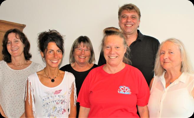 Das AVE-Team - Vorstand Verein AVE