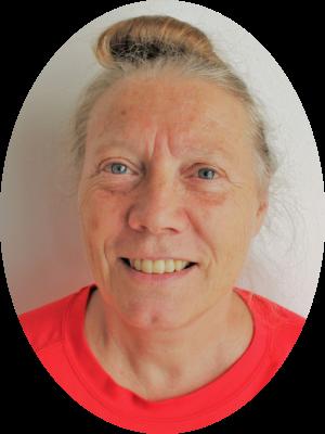 Yvette El Fen - Verein AVE - Präsidentin