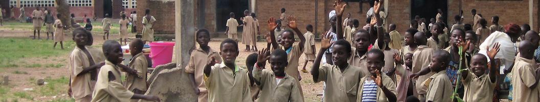 Helfen Sie unseren Kindern in Togo